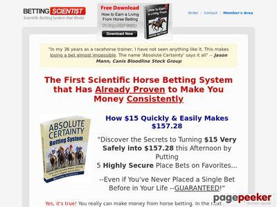 [click]how 15 Quickly Makes 157 28 From 5 Highly Secure Bets On .